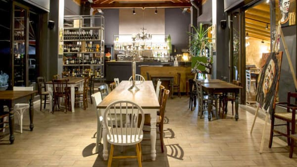 Sala interna - Roberto Restaurant & Bistrot, Barlassina