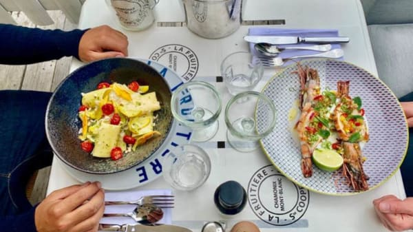Suggestion du Chef - La Fruitiere, Chamonix-Mont-Blanc