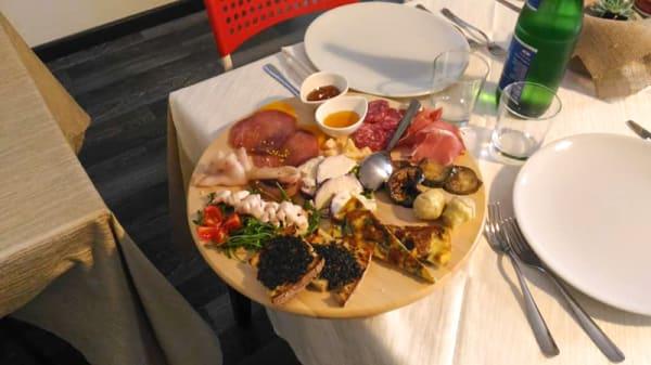 Piatto - L' Ancora, Olivella