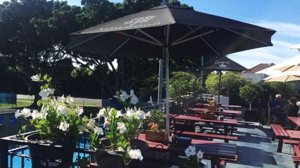 Exterior View - Sugar & Spoon Cafe, Rose Bay (NSW)