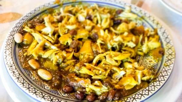 Sugerencia del chef - Fez, Marbella