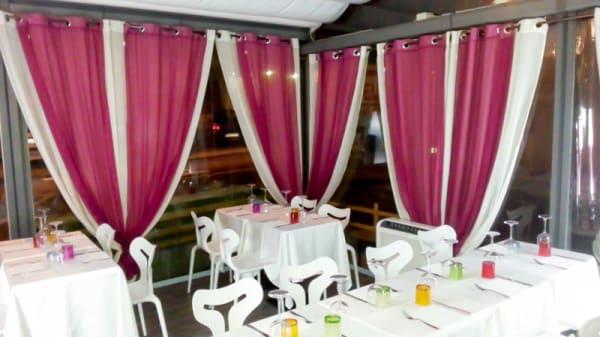 Veduta dell interno - Ay Cafè, Bergamo