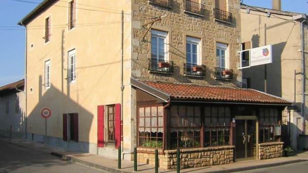 Entrée - Le Beaujolais, Saint-Jean-d'Ardières