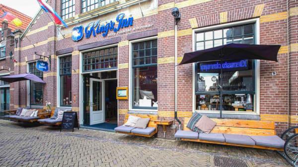 Ingang - King's Inn Brasserie, Alkmaar