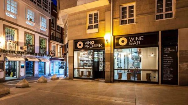 Restaurante - Vinopremier, A Coruña