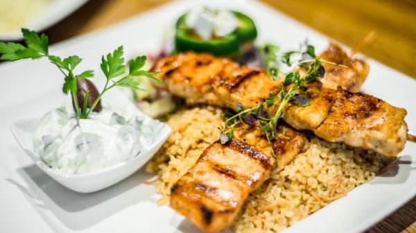 Kockens förslag - GREKISKA Grill & bar Östergatan, Södertälje