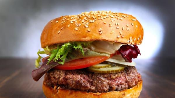 2 - Home Burger Bar - Príncipe de Vergara, Madrid