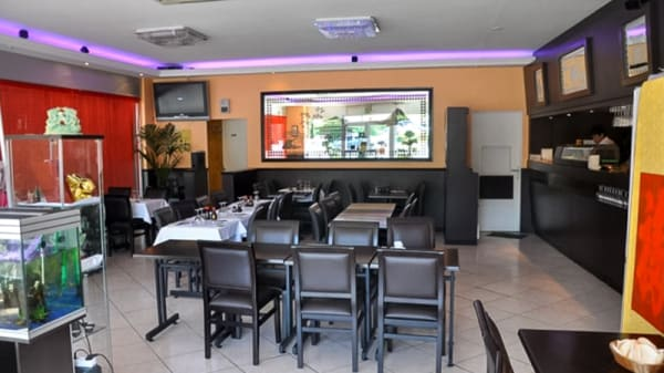 Salle du restaurant - Sushilin, Fontenay-le-Fleury