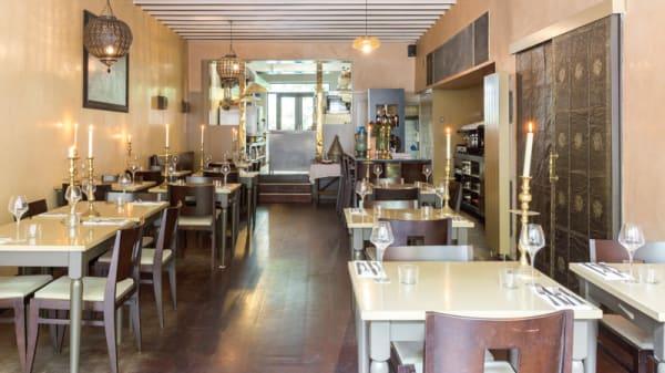 Restaurant - Restaurant Zina, Amsterdam