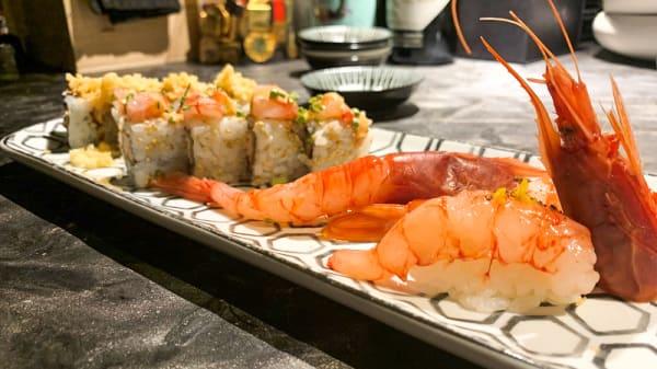 Piatto - Basho Sushi Fusion, Catanzaro