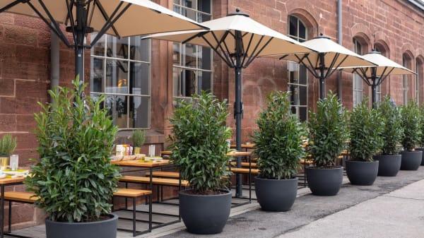 HANS IM GLÜCK Burgergrill & Bar - Mannheim, Mannheim