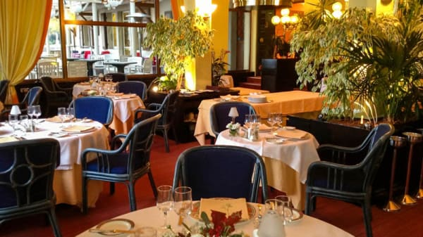 Salle 2 - Restaurant La Perle du Lac, Genève