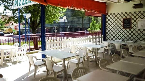 Vue terrasse - Primavera, Dijon