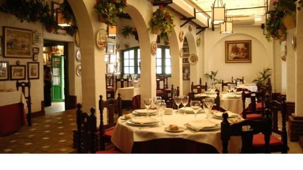 Vista comedor - Venta Los Tarantos, San Fernando