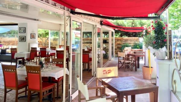 Terrasse - DiP restaurant, Fréjus