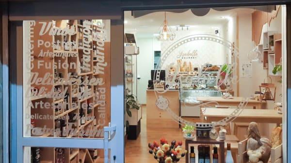 Entrada - Ysabelle Gourmet, Ourense