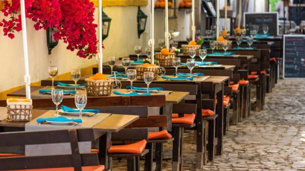 Esplanada - Lounge, Óbidos