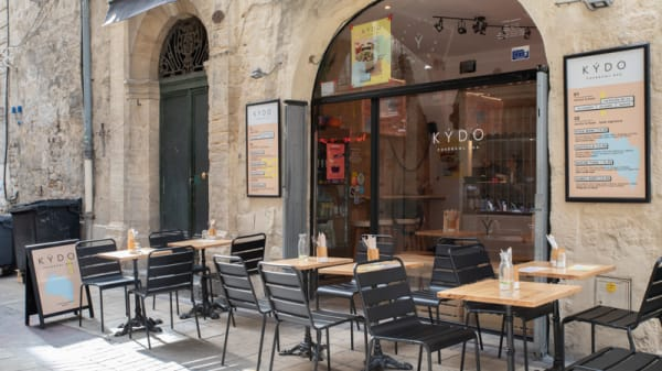 Terrasse - Kydo, Montpellier