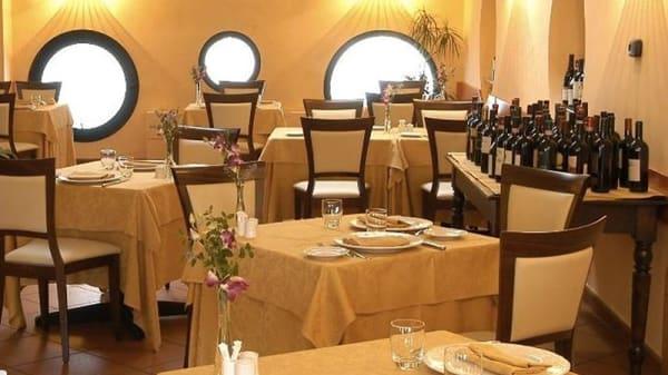 Vista della sala - Il Vigneto, Gattinara
