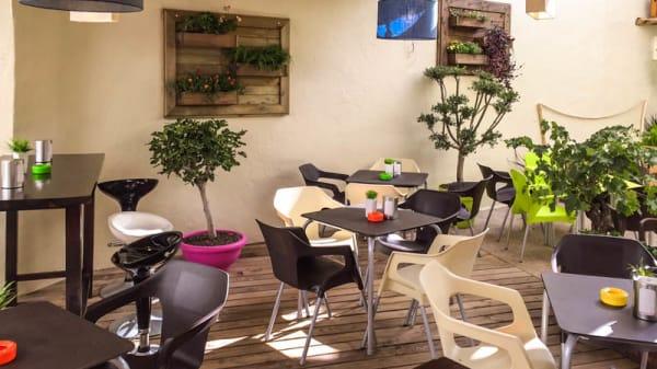 Terraza - Sun Ibiza Lounge, Sant Antoni De Portmany
