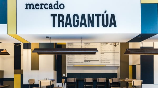 Restaurante - Mercado Tragantúa, Madrid