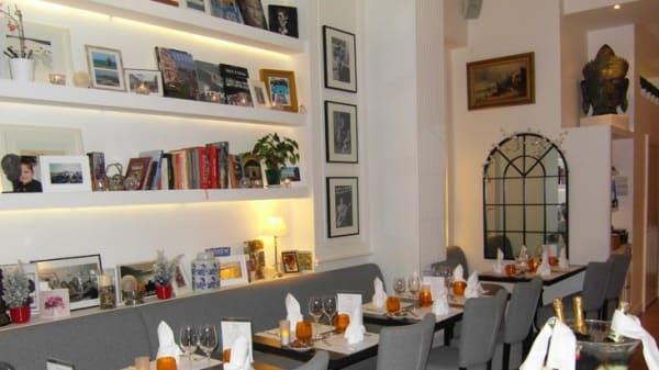 Salle - Le Séjour Café, Nice