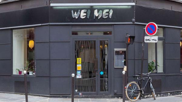 Devanture - Wei Mei, Paris
