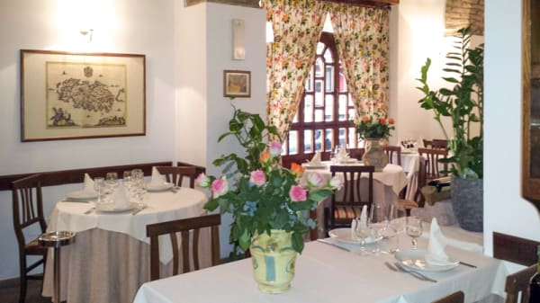 Sala ristorante - Costa Paradiso, Roma