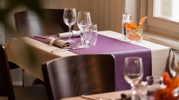 Salle du restaurant - Le Resto du Coin, Strasbourg