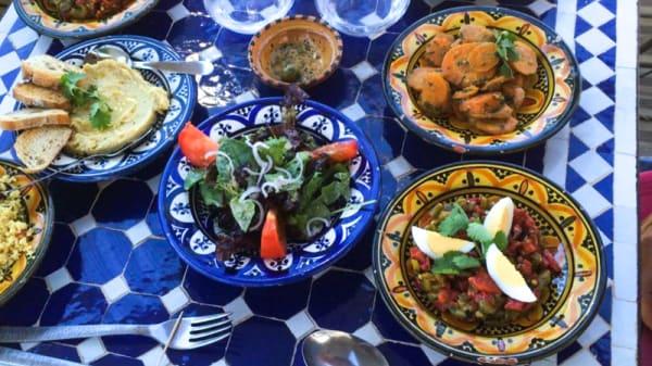 Suggestion de plat - Restaurant L'Arabesque, Palavas-les-Flots