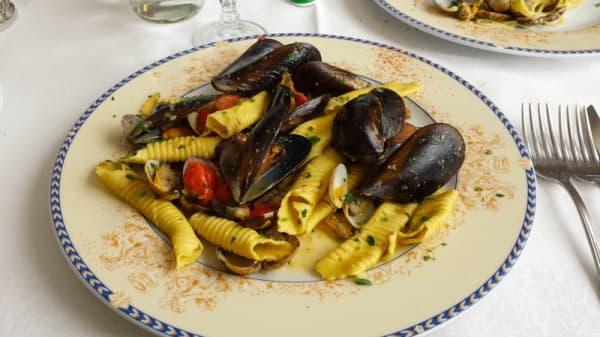 Suggerimento del piatto - Paradiso Modena, Modena