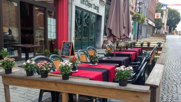 Terrasse - Saki Sushi, Leuven