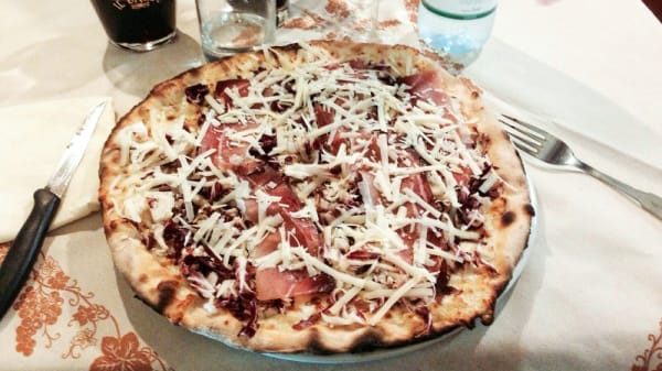Pizza - L'Argine, Marsciano