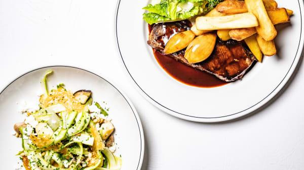 Steak & Fish at Ludlow - Ludlow Bar & Dining Room, Southbank (VIC)