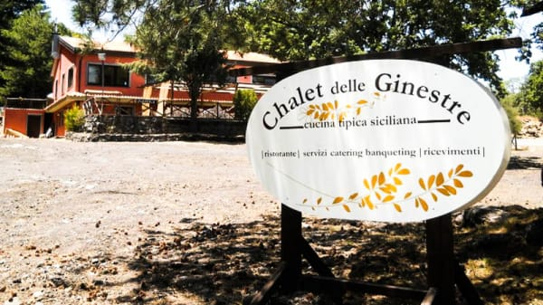 Chalet delle Ginestre, Linguaglossa