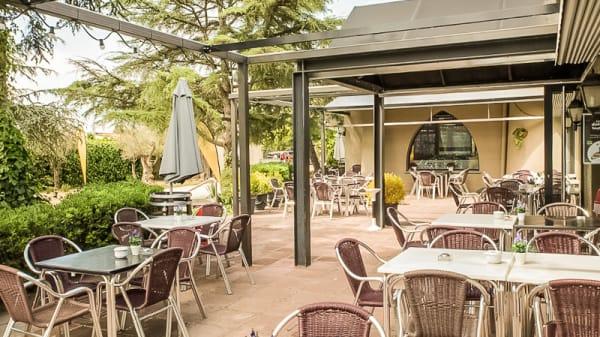 Terraza - SlamRestaurant, Collbato