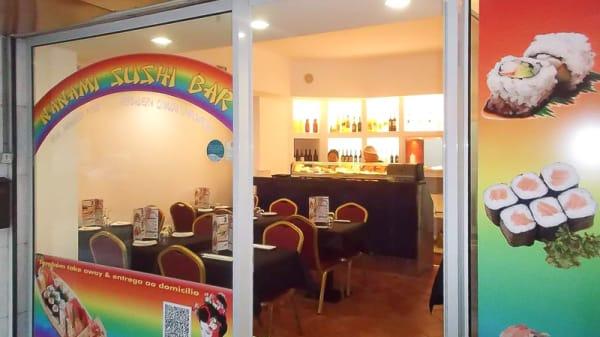 Entrada - Nanami Sushi Bar, Lisboa
