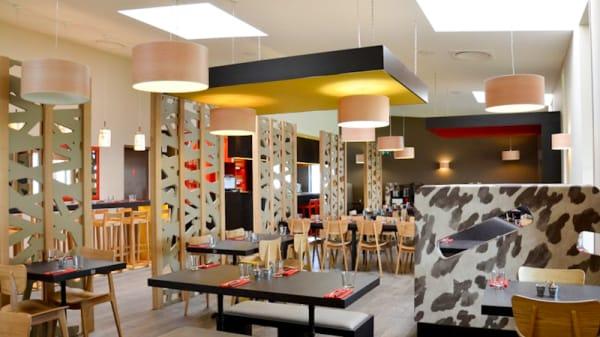 Vue salle - MEUH ! Restaurant Biganos, Biganos