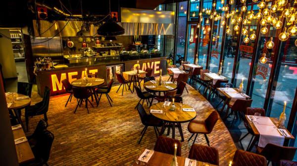 Restaurant - Restaurant Van de Leur, Den Haag