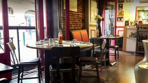 Salle restaurant - La Manufacture Saint-Pierre, Toulouse