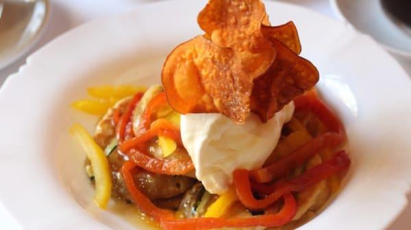 Sugerencia del chef - Nolita, Barcelona