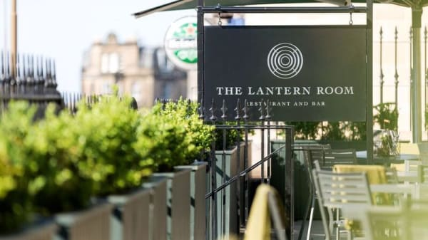 The Lantern Room, Edinburgh