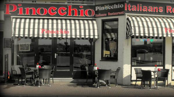 Terraza - Restaurant Pinocchio, Noordwijk