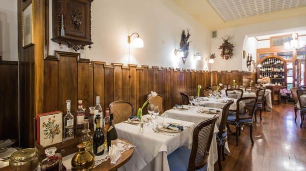 Sala - Trattoria Coriolano, Roma