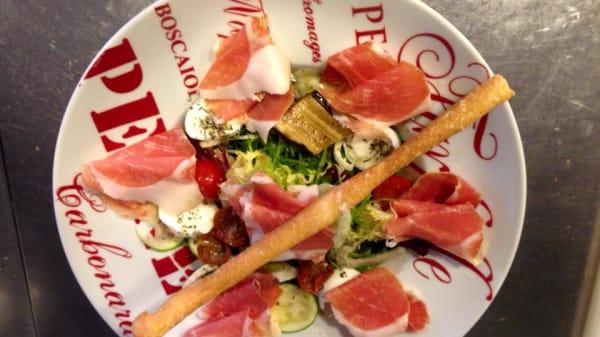 Salade - De la Vigne à l'Olivier, La Ciotat