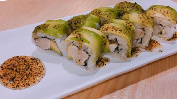 Sugerencia del chef - Miyazaki Sushi, Barcelona
