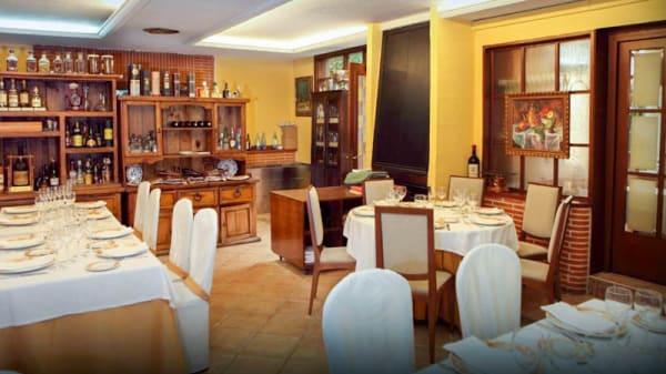 Vista del interior - El Zaguan, Salamanca