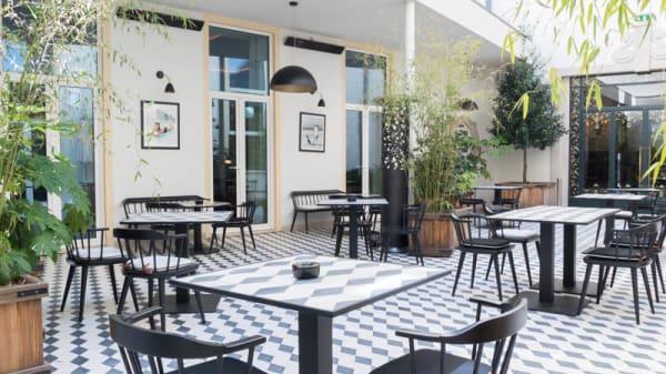 Terrasse - Vogue Café, Porto