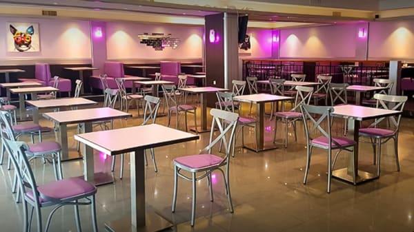 Salle du restaurant - Bbg, Franconville