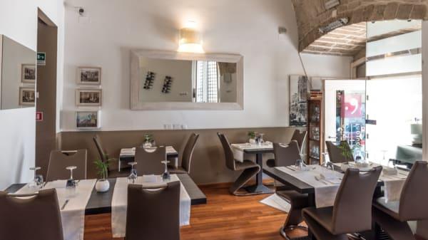 sala interna - Romanazzi's Restaurant, Giovinazzo